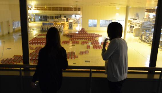 サッポロビール北海道工場/工場見学の写真