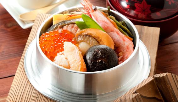 旬のお料理・釜飯 いちえの写真