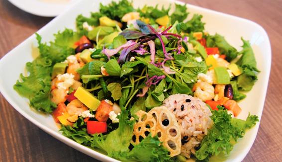 清新餐廳&咖啡廳 Re:Leaf /昼食の写真