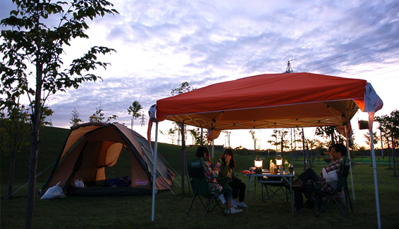Rurumappu自然公園接觸式樂園/空手露營の写真