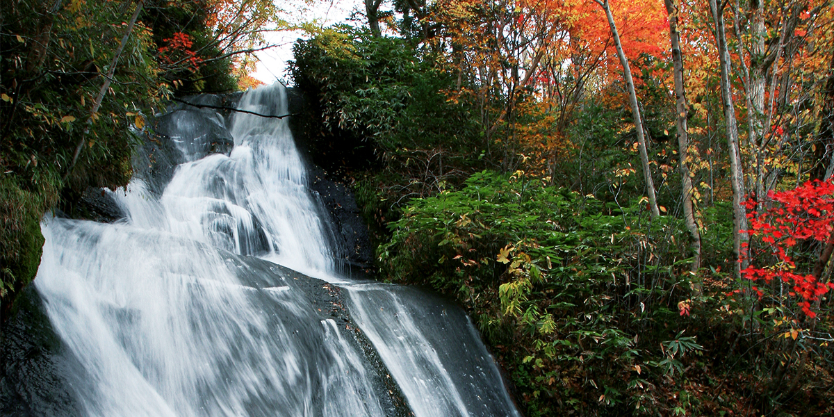 三段瀑布のメイン写真