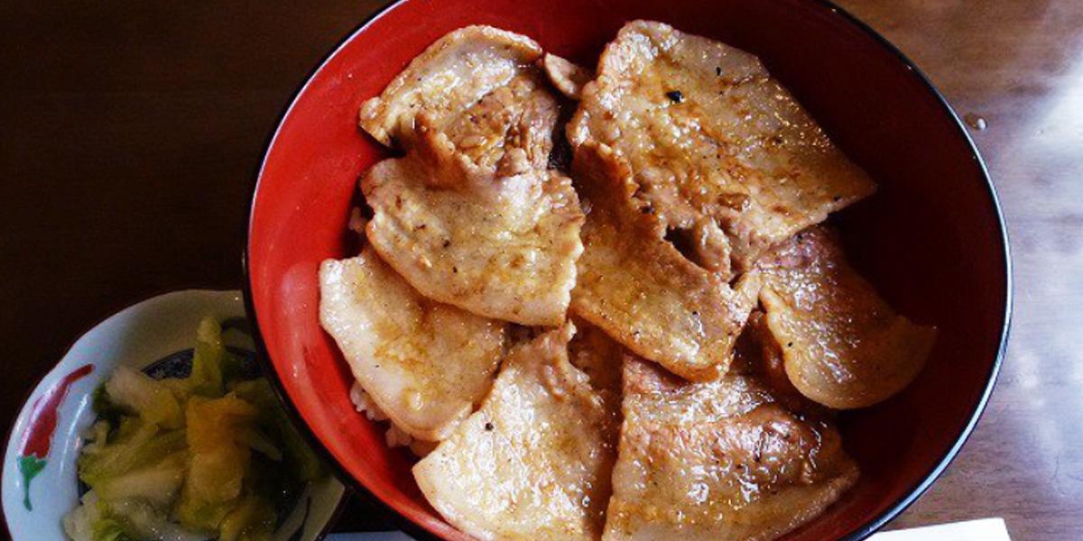 炭焼豚丼 空海のメイン写真