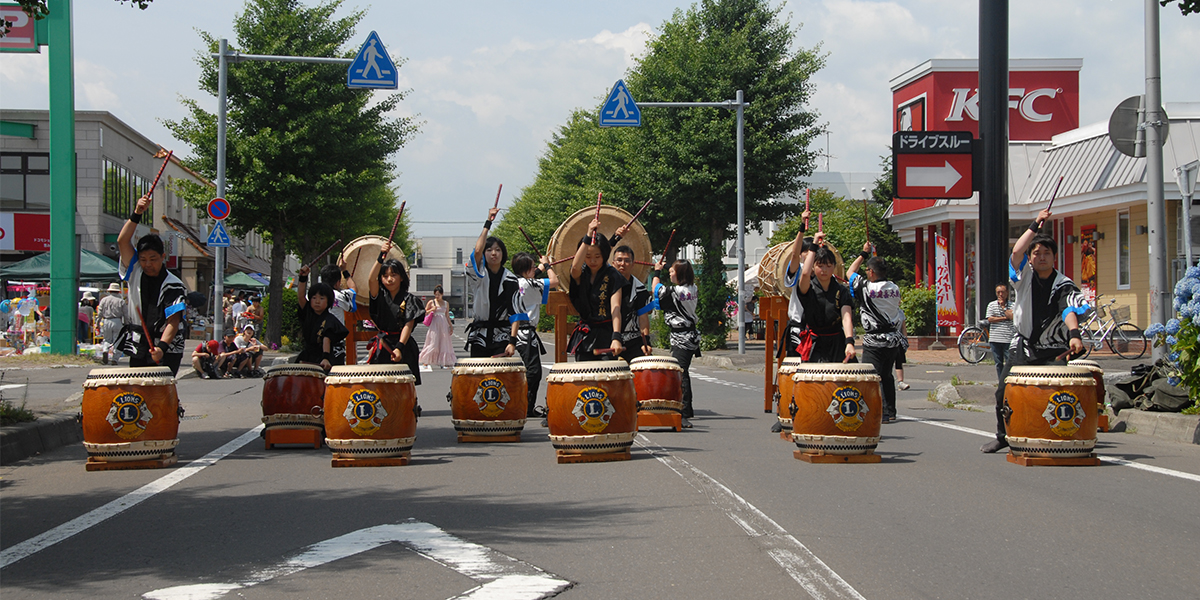 Megumino Summer Festival main image